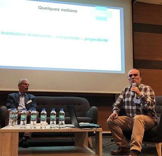 Xavier DENECKER et Bernard PETITGAS